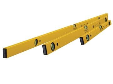 70-2 Double Plumb Spirit Level Pack 60cm  120cm & 180cm